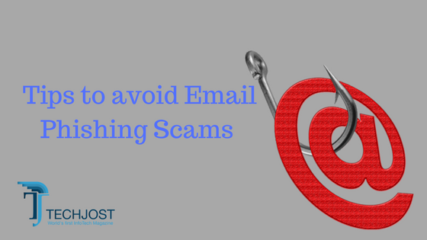How to detect email phishing scams - Google,Yahoo,Outlook