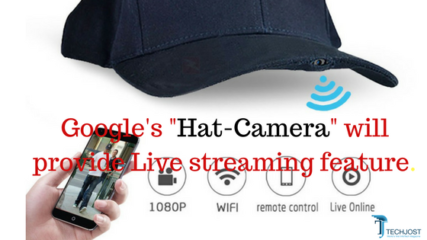 "Google working on next level ""Hat-Camera"" technology"