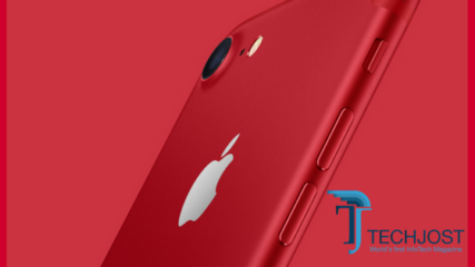 Apple releases RED iPhone 7 - Special Edition