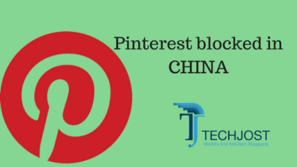 China blocks another Social Media giant - Pinterest