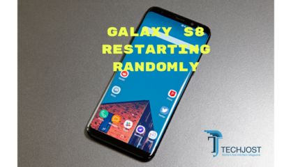 Samsung Galaxy S8 Restart problems reported