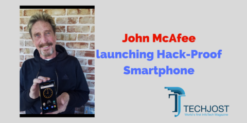 John McAfee launching Hack-Proof Smartphone