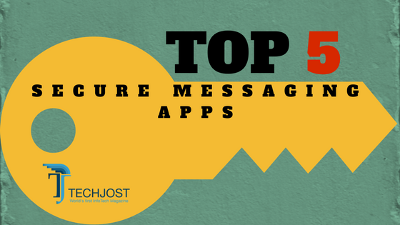 Secure-messaging-apps