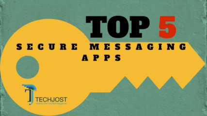 Top 5 best secure messaging apps