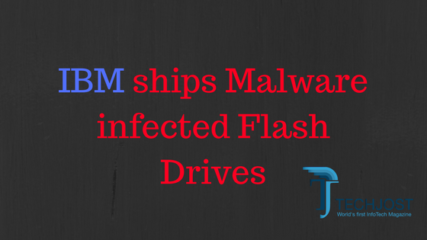 IBM USB Flash Drives contains Malware